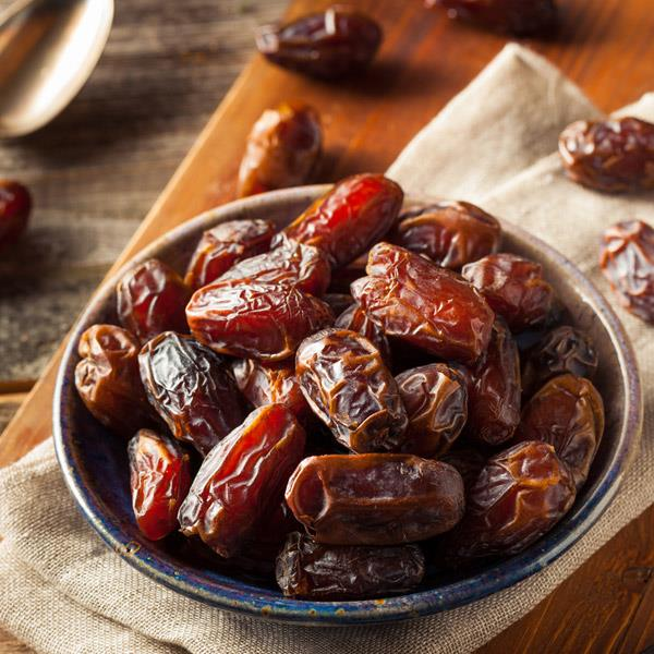 dates preservative free