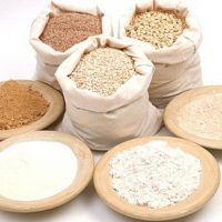 flours ingredients