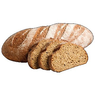 unbread loaf