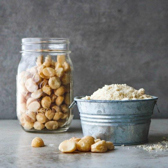 macadamia flour fibre lite